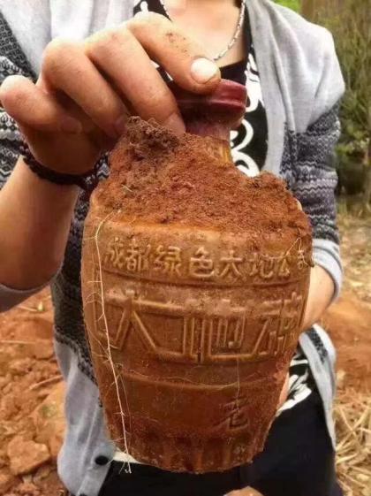 大地魂纯粮酒
